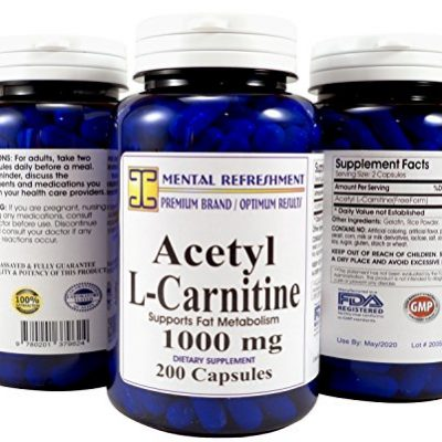 Acetyl-L-Carnitine-1000-mg-200-Capsules-1-Bottle-0