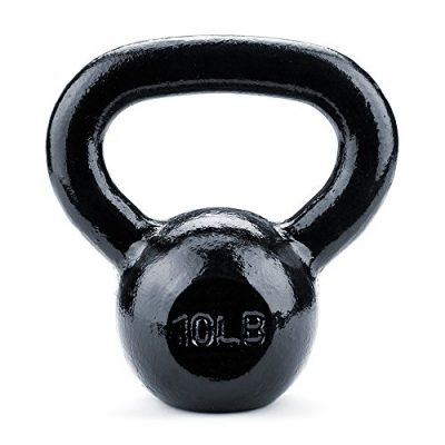 Crown-Sporting-Goods-Black-Cast-Iron-Kettlebell-Weights-0