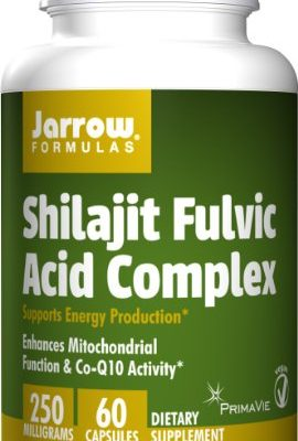 Jarrow-Formulas-Shilajit-Fulvic-Acid-Complex-250-Mg-Supports-Energy-Production-60-Veggie-Caps-0