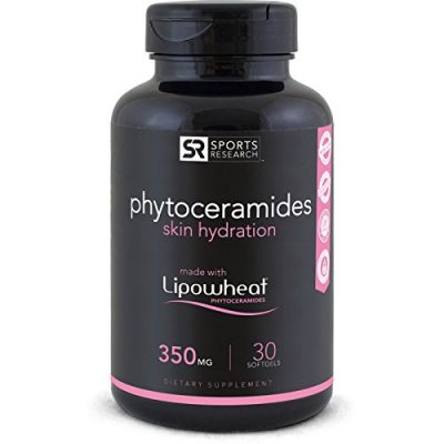 Phytoceramides-350mg-made-with-Clinically-Proven-Lipowheat-Plant-Derived-and-GMO-free-with-No-Fillers-or-Synthetic-Vitamins-30-liquid-softgels-Made-in-USA-0