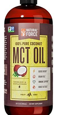 Natural-Force-MCT-Coconut-Oil-RANKED-1-BEST-MCT-OIL-w-NO-Palm-Oil-only-Organic-Coconuts-from-the-Philippines--Project-Non-GMO-Certified-Paleo-Vegan-Safe-Gluten-Free-MCT-Oil-0