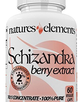 Schizandra-Berry-Extract-Liver-Support-and-Stress-Aid-Standardized-101-Extract-2-Schizandrins-FREE-GIFT-WITH-3-BOTTLE-PURCHASE-Schisandra-Chinensis-1-Month-Supply-500mg-Veggie-Caps-0