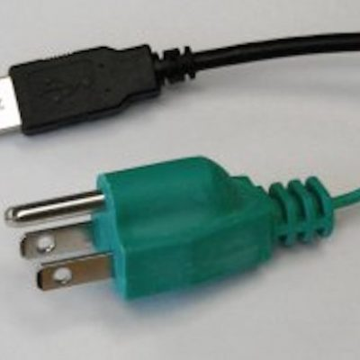 usb grounding plug for laptops
